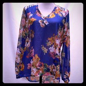 Lily white blouse